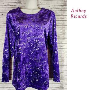 Anthony Richards Long Sleeve Shirt Sz LP